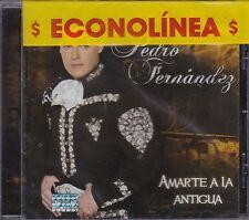 Pedro Fernandez Amarte A La Antigua  CD New Nuevo sealed