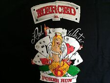 Hells Angels Merced Co. 81 supporter t-shirt SMALL