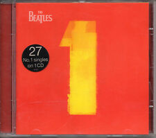 """THE BEATLES """"1"""" COMPILATION CD + 29 PAGES BOOKLET / LENNON - McCARTNEY - STARR"""