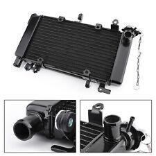 Radiator Wasser Kühler Wasserkühlung Für Honda CB500F 500X CBR500R 13+Schwarz-B7