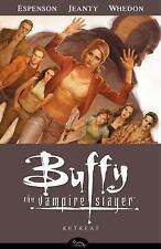 Buffy the Vampire Slayer Season 8 Volume 6: Retreat by Espenson, Jane