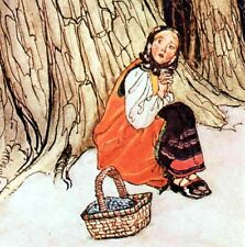 ARTHUR RACKHAM Pan Book David Larkin Fairy Tales Contes de Fées: Alice Peter Pan