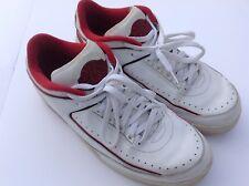 Vintage NIKE AIR JORDAN 2 II Shoes AJ Sneakers RETRO 2004 REISSUE size 11.5 US