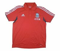 Liverpool 2011-12 Authentic Polo Shirt (Excellent) L Soccer Jersey