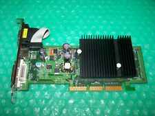 PNY Nvidia GeForce 6200 512MB DDR2 AGP Silent Graphics Card, Win 7/8 compatible