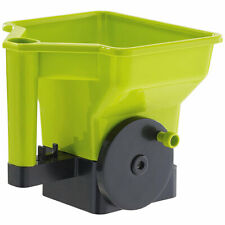 More details for hand held garden lawn seed feed outdoor fertiliser handy spreader feeder 3 litre
