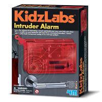 Great Gizmos Kidz Labs Build An Intruder Alarm Kids Spy Science Project Gift