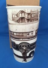 Starbucks Pike Place Ceramic Travel Cup 12 Oz.  2016. NWT!