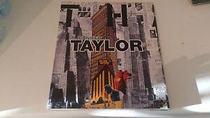 Jennifer Taylor : Gotham - Artbook (2003)