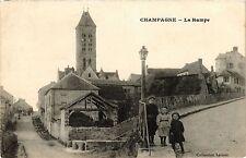 CPA  Domont - La Rampe  (380538)