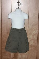 BOY'S THE CHILDREN'S PLACE CARGO SHORTS-SIZE: 5