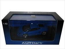 LAMBORGHINI GALLARDO LP560-4 BLUE 1/43 DIECAST MODEL CAR BY AUTOART 54619