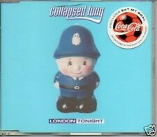(499E) Collapsed Lung, London Tonight - CD