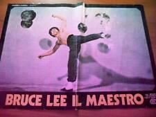 Fotobusta BRUCE LEE IL MAESTRO 1979 (2)