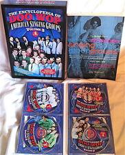 The Encyclopedia of Doo Wop - VOLUME 3 - 4 CD BOX SET - MANY ARTISTS  RARE & OOP