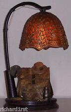 Table Lamp Fisherman's Catch Bag Nite Lite 15 watt NEW