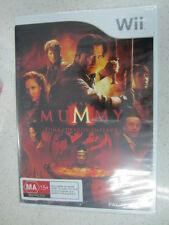 Mummy Tomb of Dragon Emperor Wii (NEW)