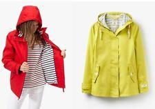 Zip Cotton Raincoat Outdoor Coats & Jackets for Women