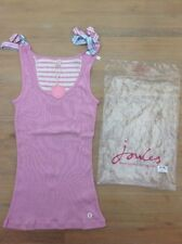 Joules Teen BNWT Pink  Summer Top, Age 13 Years