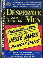 Desperate Men, by James D. Horan, N Y, Avon Books #330, mass market paperback