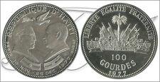Haití - Monedas Conmemorativas- Año: 1977 - numero KM00132 - PROOF 100 Gourdes 1