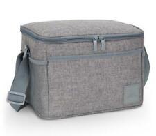 Riva Torngat 5712 Cooler Bag Kühltasche/-box 11 Liter mit Fächer faltbar in Grau