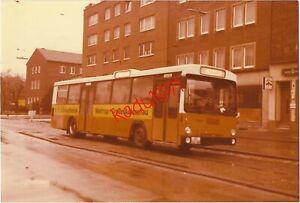 K75) orig. Foto Bus, MAGIRUS DEUTZ. Recklinghausen VEST. RE-US 167. Ziel Datteln