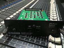 Yamaha  MY8AT Mini-YGDAI Digital I/O card for LS9, M7CL, ADAT
