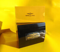 BREITLING UHREN BOX WATCH BOX CASE CAJA DE RELOJ BAKELITE B028