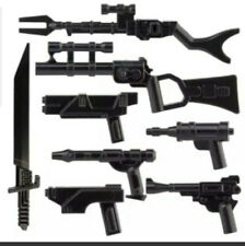 Star Wars Mandalorian weapons/Compatible with LEG0 Minifigures