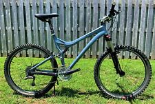 SPECIALIZED STUMPJUMPER FULL SUSPENSION MOUNTAIN BIKE LARGE SHIMANO FOX XTR 26""