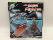 Guard Fighter Galaxy Series Silverlit Toy Space Spaceship Robot Red MOC 1980's