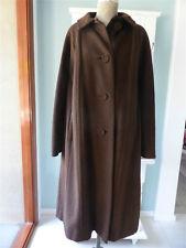 Vintage Retro Designer LA BOUTIQUE DE NINA RICCI PARIS Coat*Wool & Angora*MEDIUM