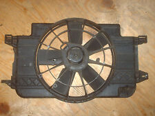 Saturn SC Coupe 1.9L Twin Cam Electric Cooling Fan Assembly 97 98 99 Used OEM