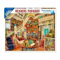 Puzzle, Readers Paradise Brand New Factory Sealed  1000 Piece FREE SHIPPING
