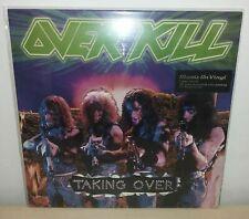 OVERKILL - TAKING OVER - MOV - MUSIC ON VINYL - LP