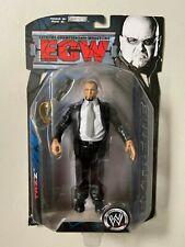 WWE ECW Announcer TAZZ Wrestling Figure Jakks Pacific WWF Taz AEW