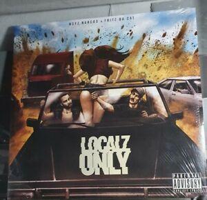 Noyz Narcos Fritz Da Cat - Localz Only Vinile Lp