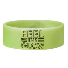 "WWE Naomi ""Feel The Glow"" Bracelet [NEU] Armband Leuchtet im Dunkeln"