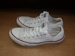 Converse All Star CT Classic White canvas mens pumps size 7