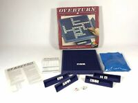 Overturn Vintage Word Game with a Twist Coleco 1989 Complete