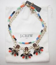 NWT J. Crew Factory DOUBLE-LAYER NECKLACE item b3731