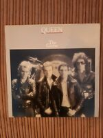 Queen- The Game- Vinyl LP Canada X5E 513  NEAR MINT VINYL CONDITION