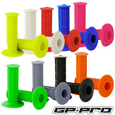 MOTOCROSS GRIPS GP-PRO SINGLE DENSITY OFF ROAD MX ENDURO GRIPS VARIOUS COLOURS