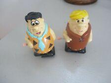 Flintstones wind up toys/Barney & Fred