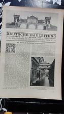 1922 10 Brücken / Wohnungsbau in Essen