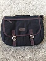 NEW Sachi Cross Body Insulated Lunch Tote (BLACK color)