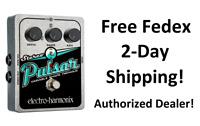 New Electro-Harmonix EHX Stereo Pulsar Analog Tremolo Guitar Effect Pedal