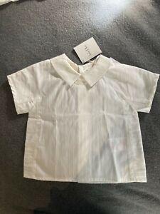 dior baby shirt 9mth