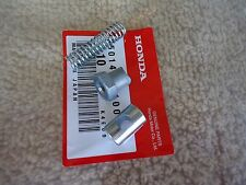 OEM HONDA FRONT BRAKE CABLE NUT JOINT SPRING C70 CT90 CL70 S90 NEW NOS PARTS